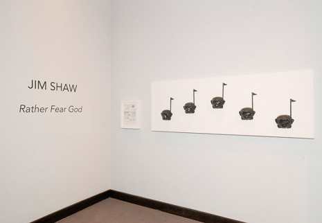 Jim Shaw, Rather Fear God, Praz-Delavallade