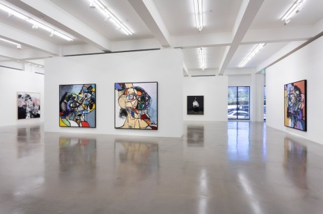 George Condo, Entrance to the Void, Sprüth Magers