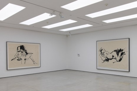 Tracey Emin, I Cried Because I Love You, White Cube