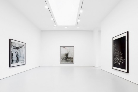 Thomas Ruff, press++, David Zwirner