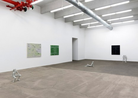 Robert Bordo, Sam Anderson, Michel Auder, Group show, Bortolami Gallery