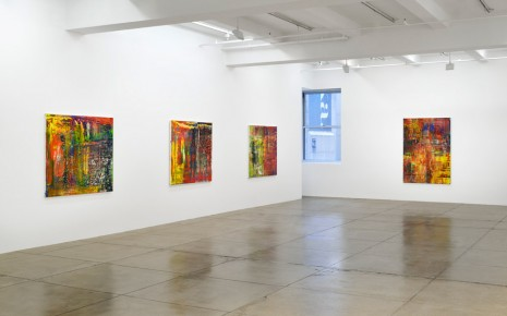 Gerhard Richter, Paintings and Drawings, Marian Goodman Gallery