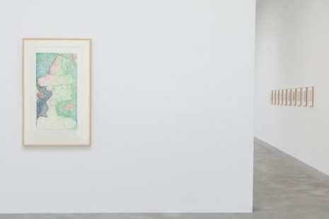 Jasper Johns, Monotypes, Matthew Marks Gallery