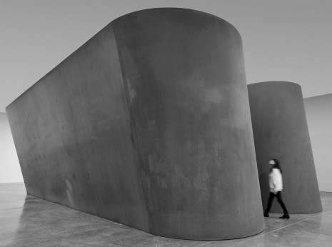 Richard Serra, , Gagosian
