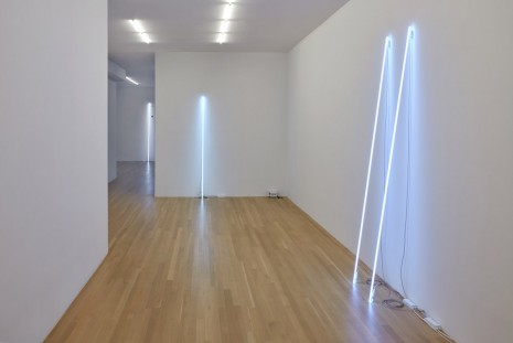 Cerith Wyn Evans, shade/frequency…, Galerie Buchholz