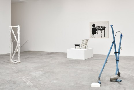 Ed Atkins, Marcel Broodthaers, Michael Dean, Robert Filliou, Pierre Klossowski..., Pure Fiction, Marian Goodman Gallery