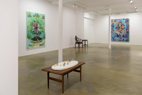 Zheng Guogu, Where energy inhabits?, Galerie Chantal Crousel