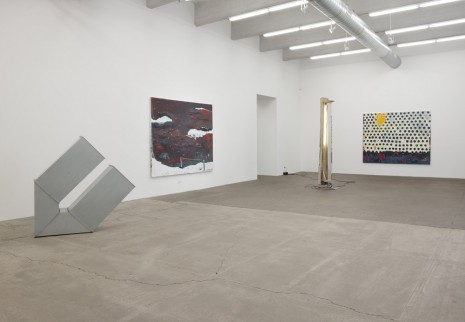 Tom Burr, Pedro Cabrita Reis, Martha Diamond, Richard Haas..., I Beam U Channel, Bortolami Gallery