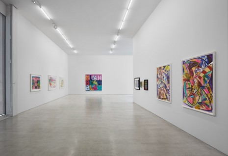 Mel Bochner, Cecily Brown, Chuck Close, Peter Doig, Carroll Dunham..., Two Palms, Contemporary Fine Arts - CFA