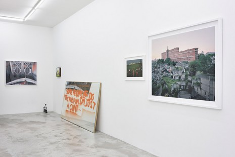 Group show, Cause The Grass Don't Grow And The Sky Ain't Blue, Praz-Delavallade