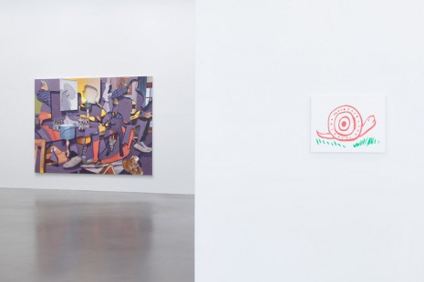Group show, Fine Young Cannibals, Petzel Gallery