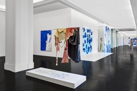 Donna Huanca, Surrogate Painteen, Peres Projects