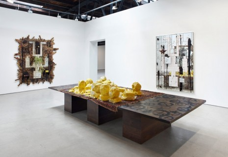 Rashid Johnson, Fly Away, Hauser & Wirth