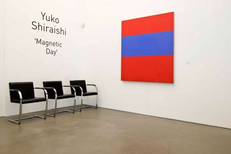 Yuko Shiraishi, Magnetic Day, Galerie Hans Mayer