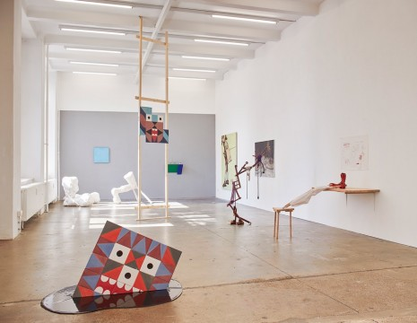 Group show, Carpet for a Lord, Supportico Lopez