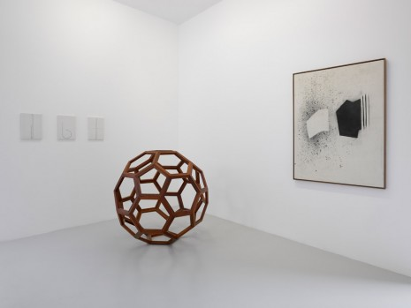 Ai Weiwei, Angela de la Cruz, Spencer Finch, Ryan Gander, Douglas Gordon..., Five / Fifty / Five Hundred, Lisson Gallery