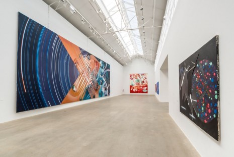 James Rosenquist, Four Decades, 1970 - 2010, Galerie Thaddaeus Ropac