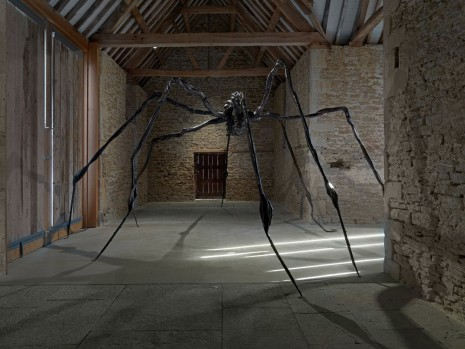 Louise Bourgeois, Turning Inwards, Hauser & Wirth Somerset