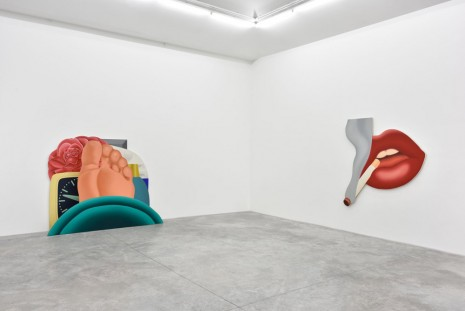 Tom Wesselmann, A Different Kind of Woman, Almine Rech
