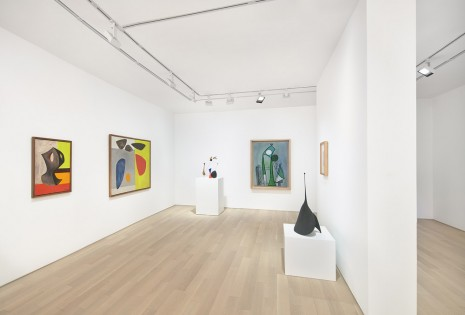 Group show, Calder and Picasso, Almine Rech