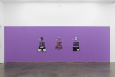 Matt Keegan, Purple, Meyer Riegger