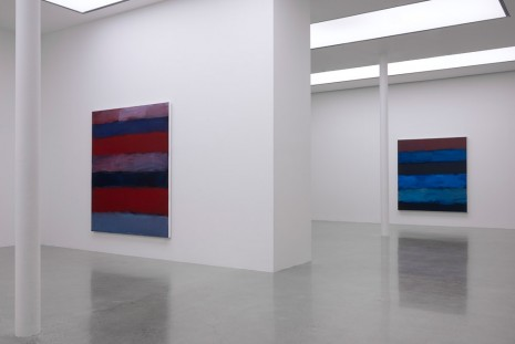 Sean Scully, Horizon, Timothy Taylor