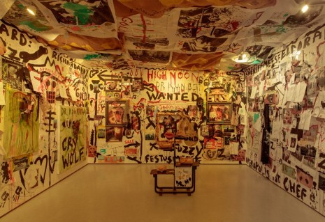 Jonathan Meese, DR. TRANS-FORM-­ERZ, David Nolan Gallery
