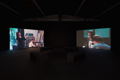 Ragnar Kjartansson, World Light, Luhring Augustine