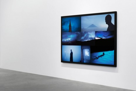 Nan Goldin, blood on my hands, Matthew Marks Gallery