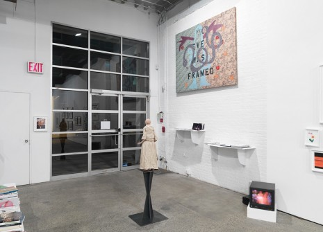 Group show, Implosion 20, Anton Kern Gallery