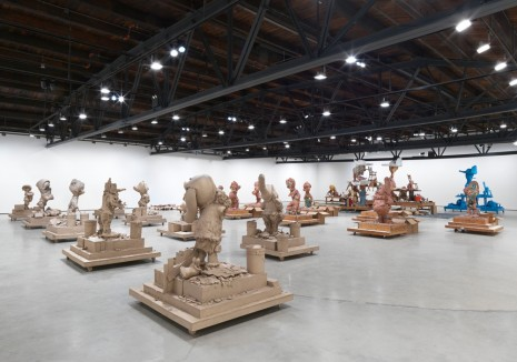 Paul McCarthy, Raw Spinoffs Continuations, Hauser & Wirth