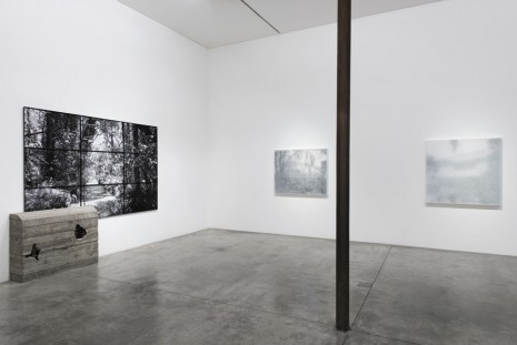 Alex Hartley, After You Left, Victoria Miro Gallery