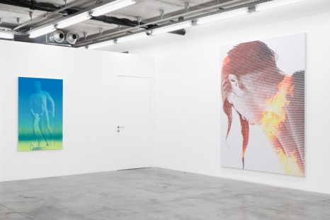 Richard Phillips, , Almine Rech
