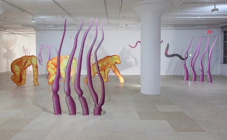 Katja Novitskova, Approximation (Storm Time), Greene Naftali