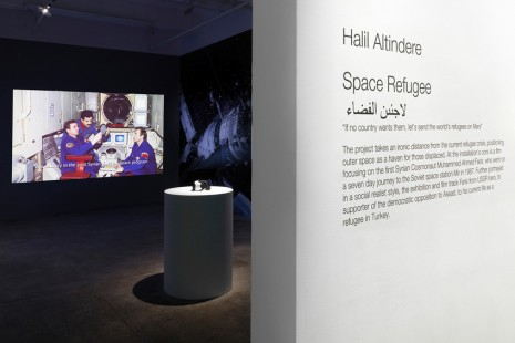 Halil Altindere, Space Refugee, Andrew Kreps Gallery
