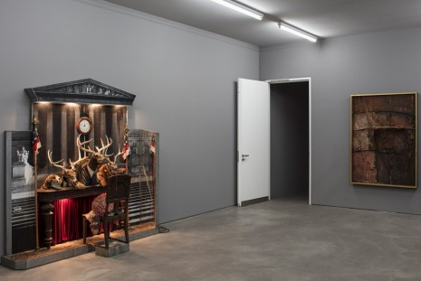 Edward & Nancy Kienholz, A Selection of Works from the Betty and Monte Factor Family Collection, Sprüth Magers