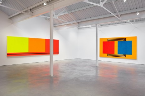 Peter Halley, Paintings from the 1980s, Stuart Shave/Modern Art