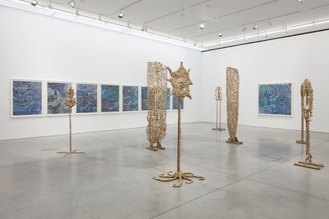William J. O'Brien, The Protectors, Marianne Boesky Gallery