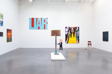 Yael Bartana, Judith Bernstein, Andrea Bowers, Troy Brauntuch, AA Bronson..., We need to talk…, Petzel Gallery