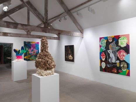 Djordje Ozbolt, Brave New World, Hauser & Wirth Somerset