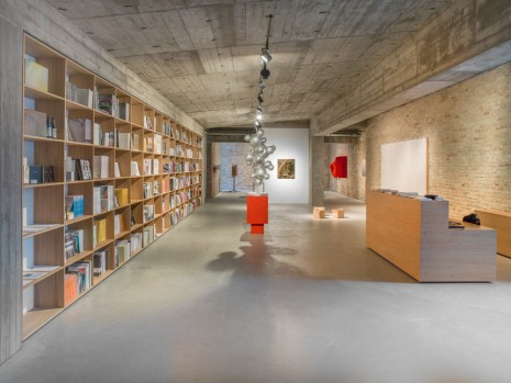 Atelier Van Lieshout, Mathieu Bonardet, Alicja Kwade, Navid Nuur..., Three Positions. Six Directions. | Chapter I: The Brutalist Ideal, König Galerie