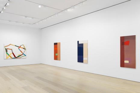 Al Taylor, Early Paintings, David Zwirner