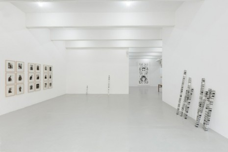 Group show, Serialities, Hauser & Wirth