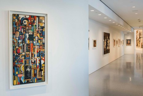 Benny Andrews, Robert Arneson, Hannelore Baron, Romare Bearden, Jay DeFeo..., Collage: Made in America, Michael Rosenfeld Gallery