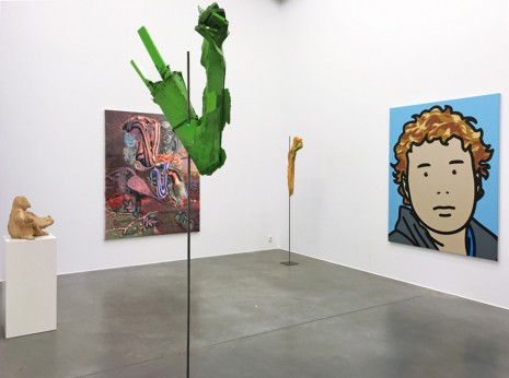 Group show, UNTITLED, Gerhardsen Gerner