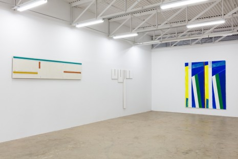 Group show, Meandering, Abstractly, galerie frank elbaz