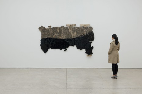 Theaster Gates, Tarry Skies and Psalms for Now, White Cube