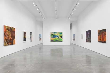 Group show, Sputterances, Metro Pictures
