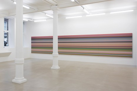 Sol LeWitt, Gabriel Orozco, Gerhard Richter, Ettore Spalletti, Niele Toroni, The supreme rifts…a measured propinquity, Marian Goodman Gallery