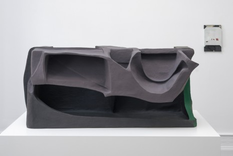 Tomma Abts, Lutz Bacher, Trisha Donnelly, Vincent Fecteau, Mark Leckey..., group show, Galerie Buchholz